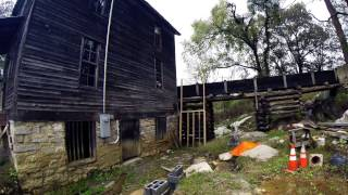 Historic Blowing Cave Mill 1880 Sevierville Tn