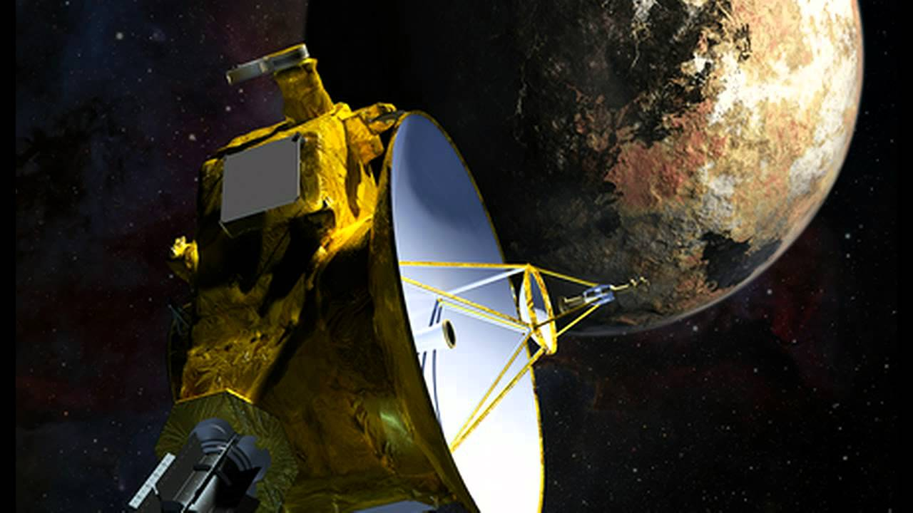 NASA Loses Contact with New Horizons Pluto Spacecraft ...