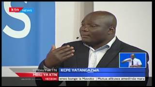 Mbiu Ya KTN : Matokeo ys KCPE yatangazwa , Mashirima Kapombe Decemba 1, 2016