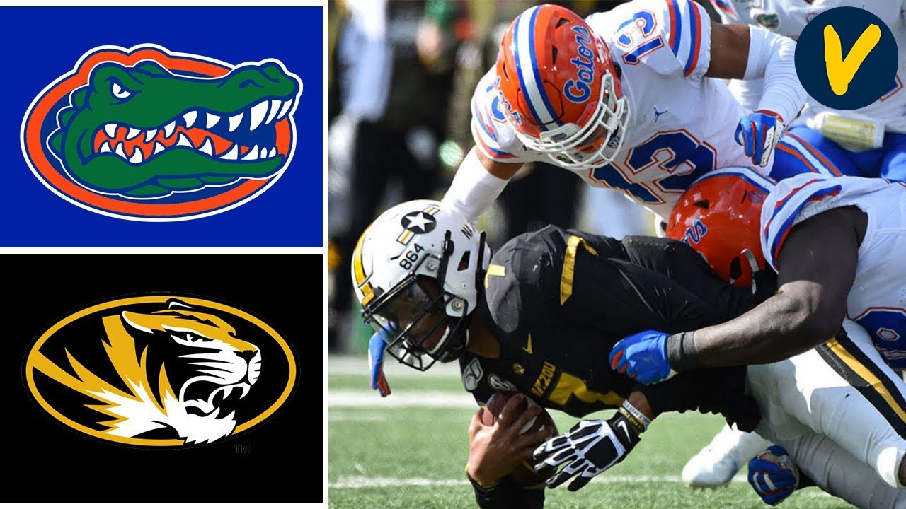 Florida Gators without 15 players against Missouri