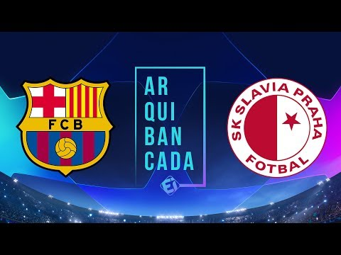 Barcelona X Slavia Praga Narracao Ao Vivo Champions League