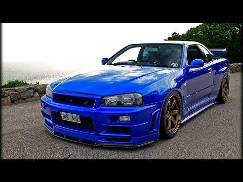Nissan Skyline R34 GTR | All Car Nation | Malaysia Autoshow