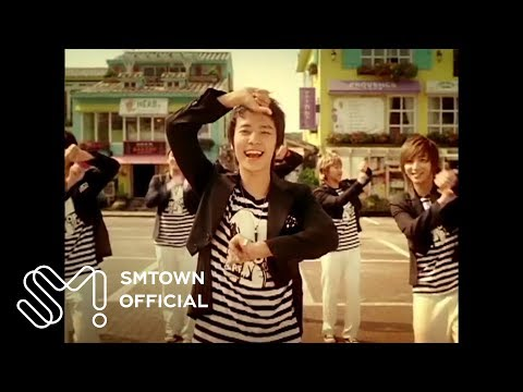 SUPER JUNIOR 슈퍼주니어 '행복' MV