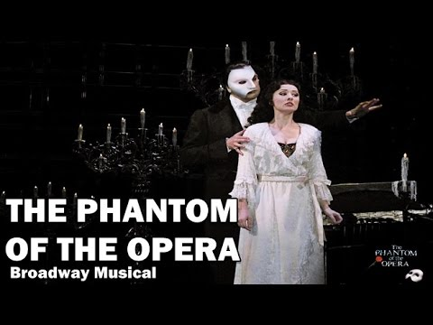 THE PHANTOM OF THE OPERA BROADWAY MUSICAL PRESS/MEDIA PREVIEW ❤ TheWickeRmoss