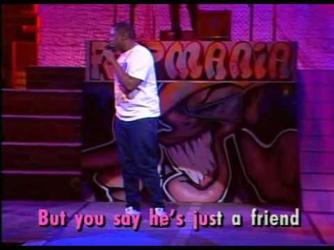 Biz Markie - Just A Friend - Live at RapMania