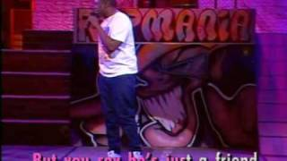 Biz Markie - Just A Friend - Live at RapMania