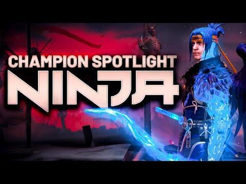 EXCLUSIVE Champion Spotlight: Ninja I Raid Shadow Legends