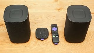 Roku TV Wireless Speakers Are Crazy Easy To Set Up