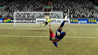 Bicycle Kicks From FIFA 94 to 20