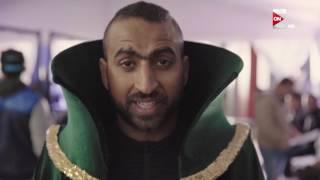 كريم كان عاوز يحقق حلم والدة بطل الملاكمة و ده كان الحافز لإشتراكة في Ninja Warrior