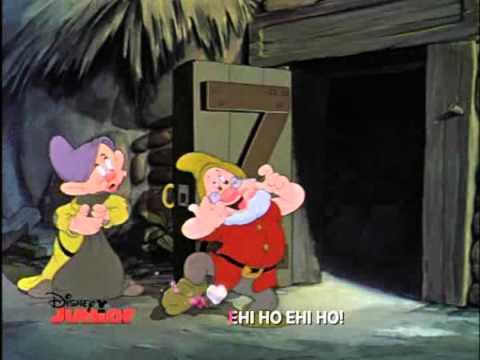 Canta con le Principesse -  Biancaneve - Ehi-Ho!