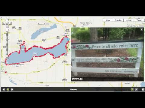 The Lake Geneva Shore Path And Trail Guide - The People's Path
