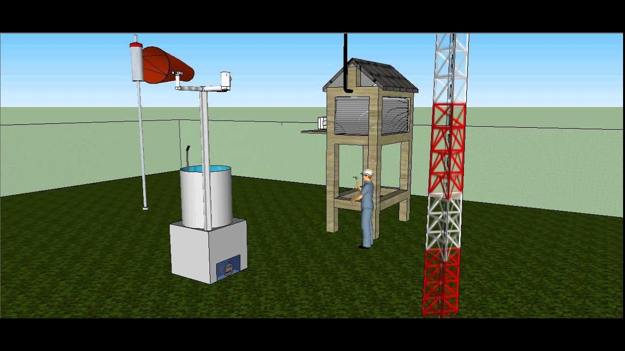 Estacion meteorologica youtube - Estacion meteorologica carrefour ...