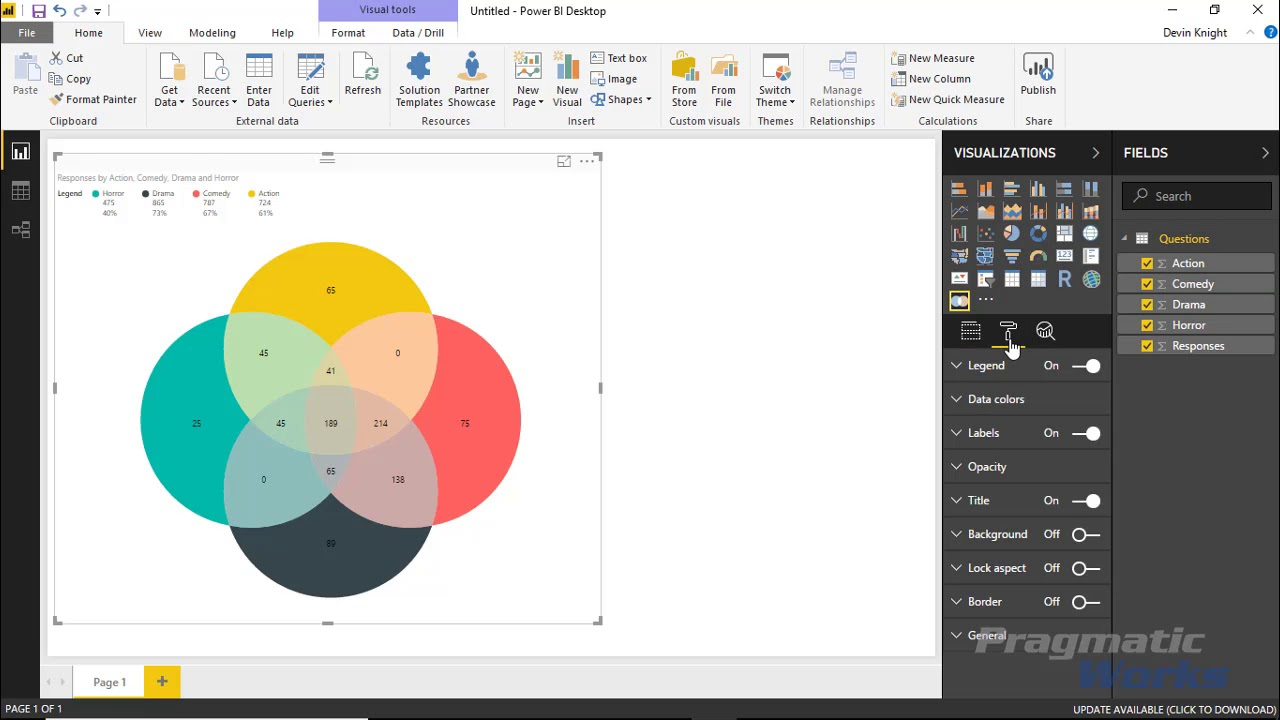 Power bi custom visuals venn diagram by maq software youtube power bi custom visuals venn diagram by maq software ccuart Choice Image