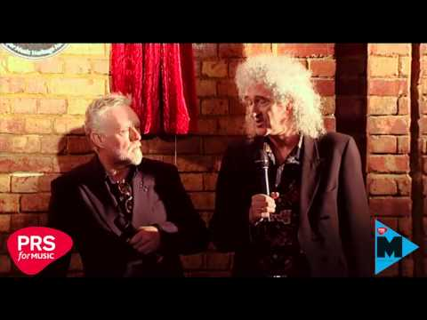 Queen PRS for Music Heritage Award Q&A