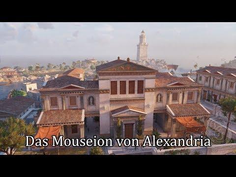 Assassin's Creed Origins: Discovery Mode #01 - Das Mouseion von Alexandria