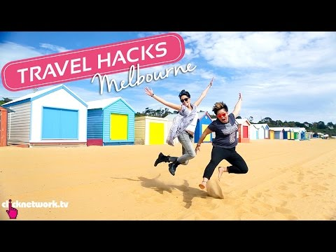 Travel Hacks (Melbourne) - Hack It: EP11