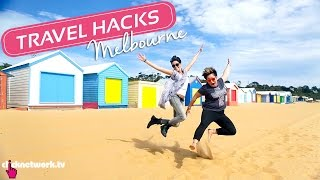 Gambar cover Travel Hacks (Melbourne) - Hack It: EP11