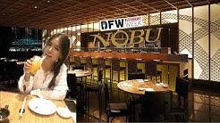 VLOG|达拉斯最好吃的日料?|  NOBU探店 | DFW Restaurant Week 达拉斯餐馆周