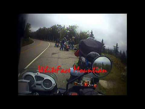 Touring the Adirondack Mountains
