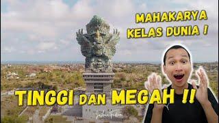 Download Video Garuda Wisnu Kencana ( GWK ) Cultural Park - Melihat Salah Satu Patung Tertinggi di Dunia ! MP3 3GP MP4