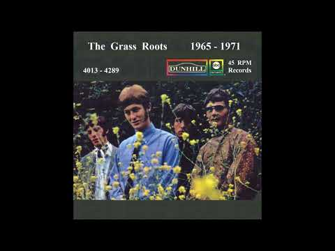 The Grass Roots - ABC Dunhill 45 RPM Records - 1965 - 1971