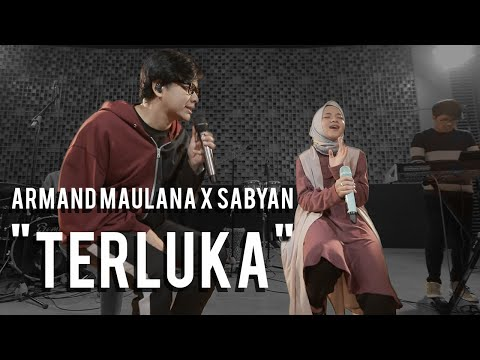 Free Download Armand Maulana Feat Sabyan - Terluka Mp3 dan Mp4