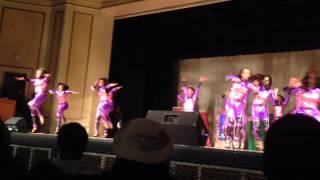 Alpha Kappa Alpha Step Down 2014 UIUC #AkaBarb