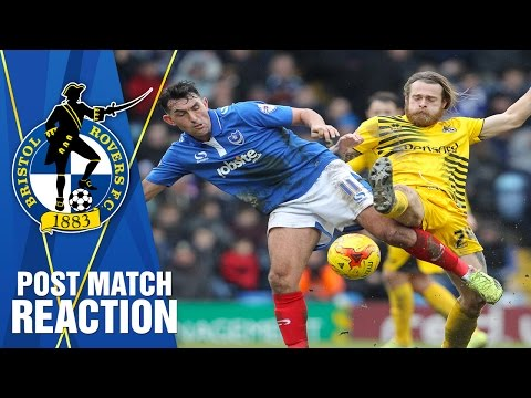 REACTION: Stuart Sinclair post Portsmouth