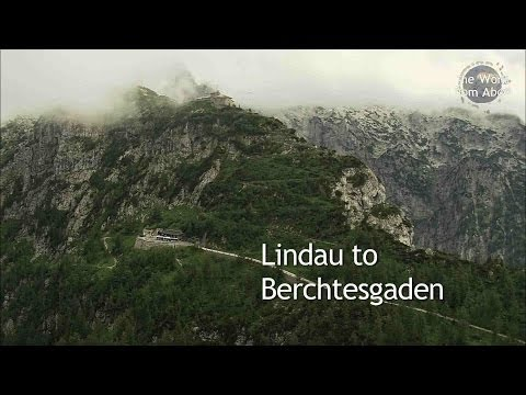 Germany from Above - Spectacular Route from Lindau to Berchtesgaden (HD)