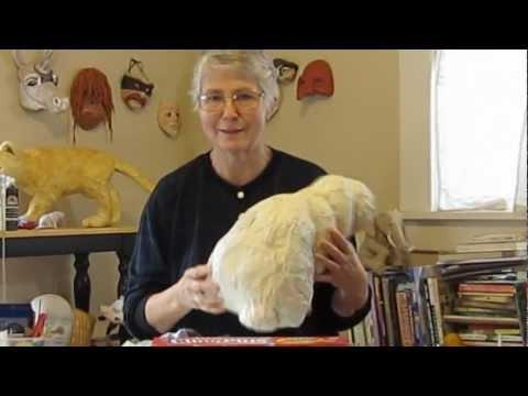 Paper Mache Clay Update Video