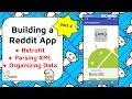 Retrofit Android Tutorial [Build a Reddit App Part 4]