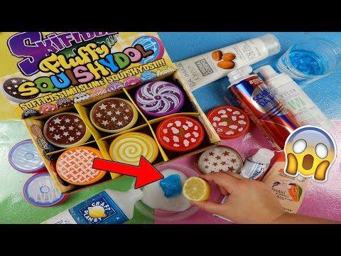 Download Youtube: MODIFICO I NUOVI SKIFIDOL FLUFFY SQUISHYDOL! (METTO DI TUTTO DENTRO) Iolanda Sweets