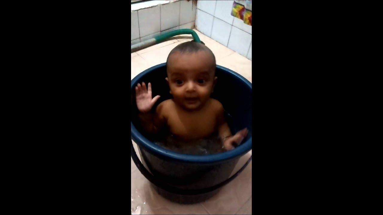 Baby Fathima Khazanah: in Bucket - YouTube