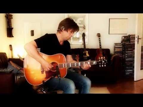 "2012 Gibson ""Hummingbird Artist"" HCS, Part2"