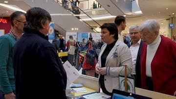 Ehrenamtmesse Schwerin und Ludwigslust-Parchim, Schwerin, 22.2.2020, Marienplatz-Galerie Schwerin