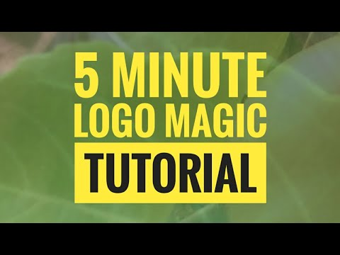 Creative Logo Design Tutorial thumbnail