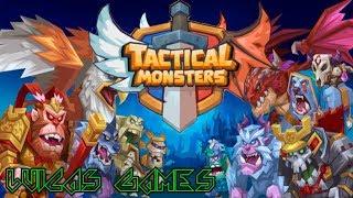 Tactical Monsters Rumble Arena Aprendiendo a Jugar Juego Gratis Android, IOS y PC en Steam
