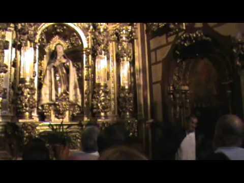 Avila, Spain, St Teresa
