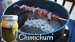 Chimichurri casero y Carne Rostizada | La Capital