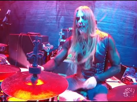 "Carach Angren announce drummer/co-founder Ivo ""Namtar"" Wijers has left the band.."