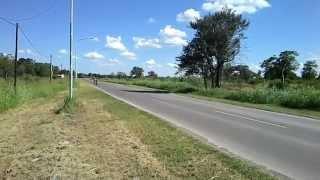Zanella 70cc vs Honda CB1 125cc (Picada)