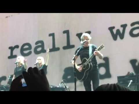Brain Damage Eclipse Roger Waters US AND THEM TOUR 5/26/17 Pink Floyd