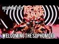 HELLPRINT FEST 2019 PEE WEE GASKINS - Welcoming The Sophomore