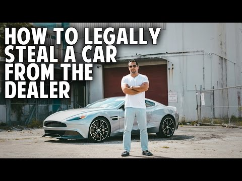 car thief demonstrates how easy it is to steal your car doovi. Black Bedroom Furniture Sets. Home Design Ideas