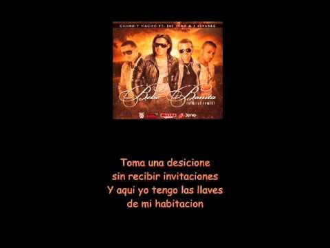 Chino y Nacho Ft Jay Sean & J Alvarez – Bebe Bonita (Letra) (Remix) (Original)