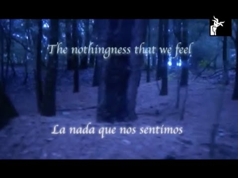 Agalloch - In The Shadow Of Our Pale Companion - Whit Lyrics (Subtitulos Ingles/Español)