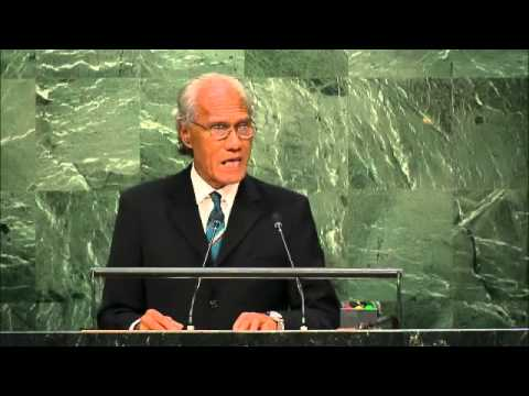UN General Assembly Debate of the 70th Session - Tonga