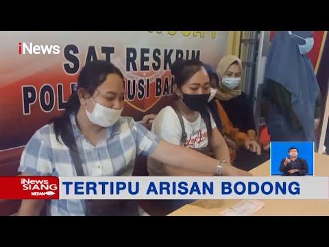 Tertipu Arisan Bodong, Belasan Emak-emak Di Musi Banyuasin Lapor Polisi - INews Siang 02/04