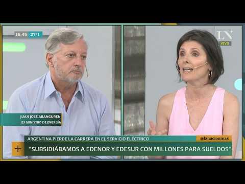 Aranguren: No estoy de acuerdo con que la energía es un derecho humano